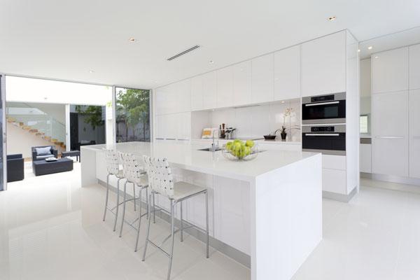 cocinas-blancas-diseno | David Boto